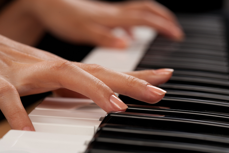 essay on playing the piano